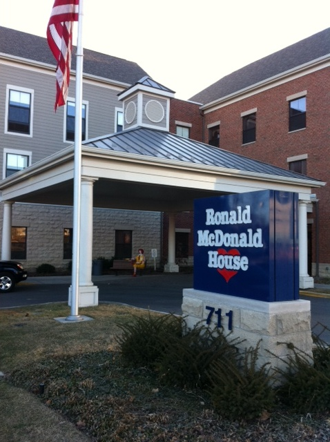 Ronald mcdonald house columbus oh : Austin window cleaning